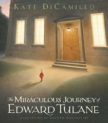 The Miraculous Journey of Edward Tulane Kate DiCamillo book cover
